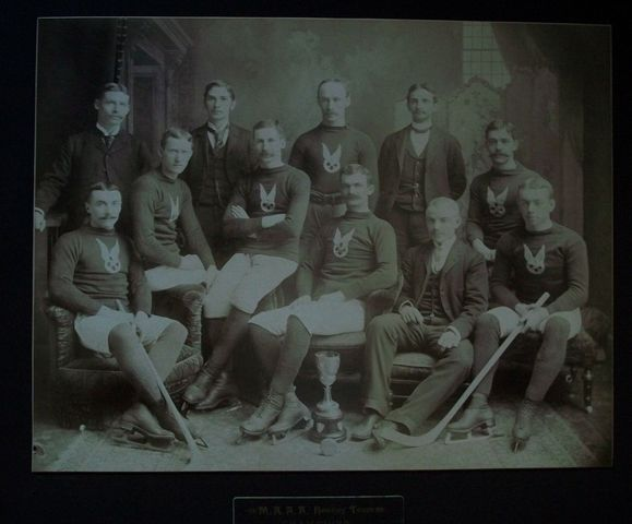 Montreal AAA - Montreal Amateur Athletic Association - 1892
