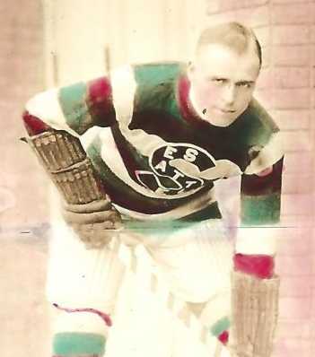 Jack Walker - Seattle Metropolitans - Stanley Cup Champion 1917