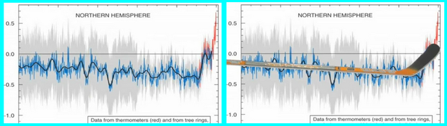 Hockey Stick Graph - Michael Mann - Climategate