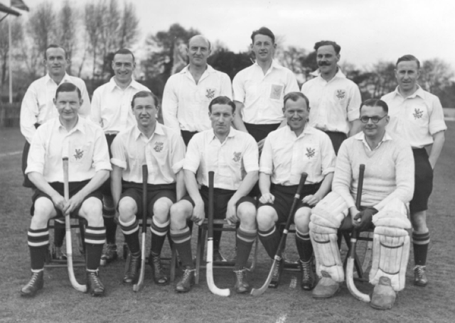 1948 England / Great Britain Field Hockey Team