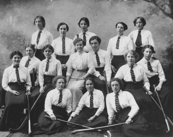 University of Queensland Women's Field Hockey Team - 1913