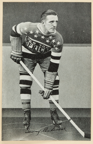 Tommy Anderson - New York Americans - 1936