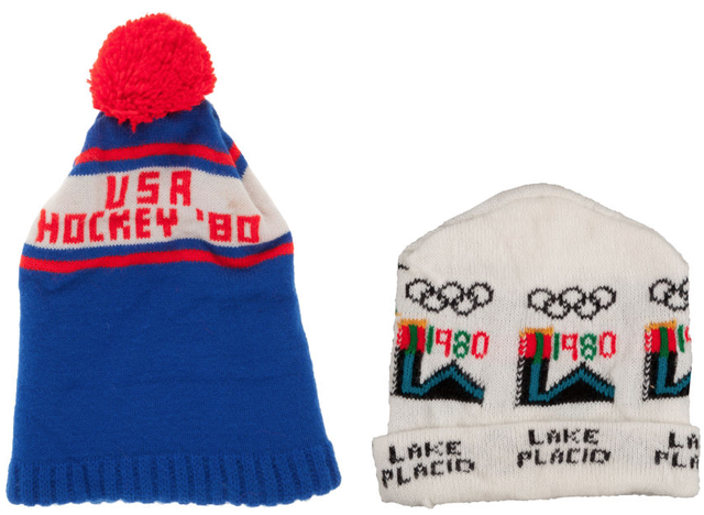 Hockey Toque from Mike Eruzione and the 1980 Winter Olympics