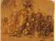 Antique Roller Polo Team Photo - Mid 1880s -