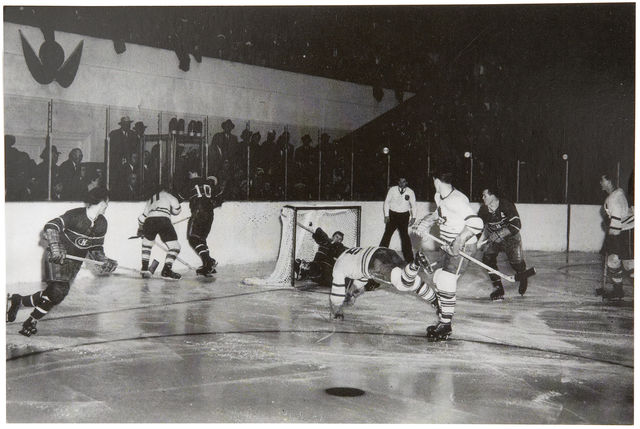 Bill Barilko Stanley Cup Winning Goal - April 21, 1951