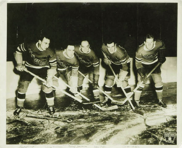 New York Rangers - 1933