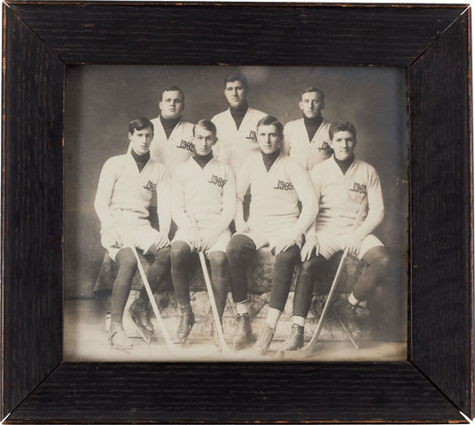 Dartmouth Ice Hockey Team 1909