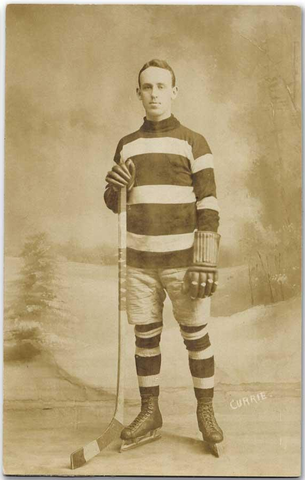 Alex Currie - Ottawa Senators - 1911