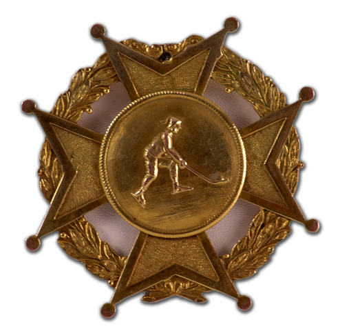 Rat Portage Thistles - Champions of M.A.H.L. Medal - 1905