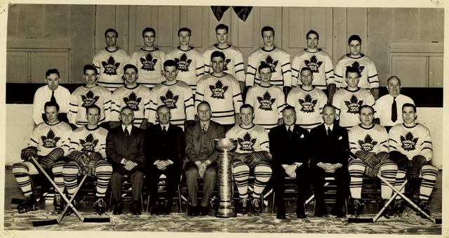 Toronto Maple Leafs - Stanley Cup Champions 1945
