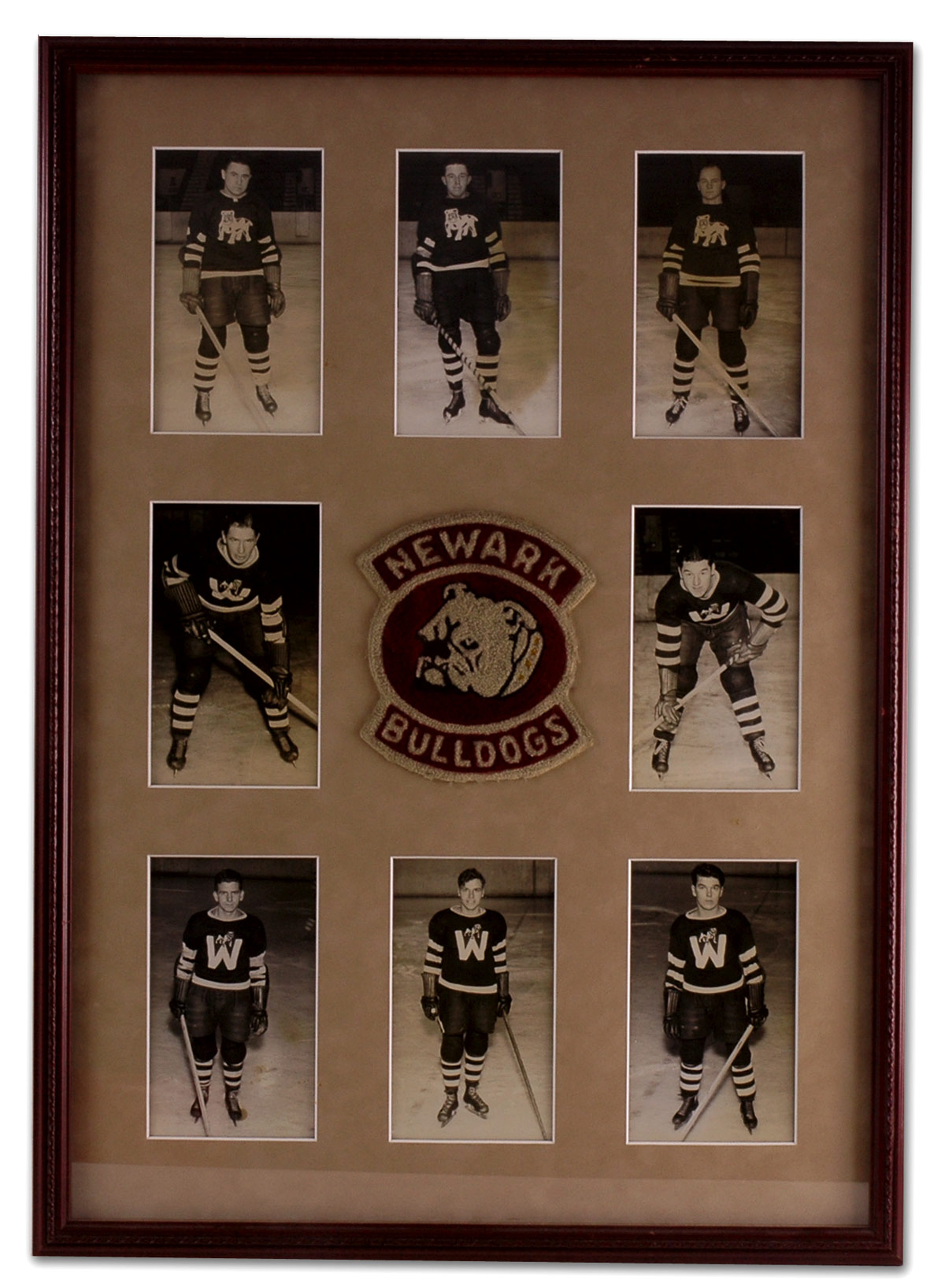 Newark Bulldogs Canadian American Hockey League 1928 29 Hockeygods