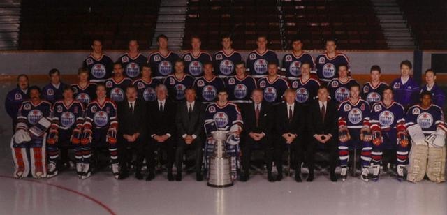 Edmonton Oilers Stanley Cup