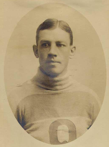 Joe Hall - Quebec Bulldogs - 1912 - Cover Point