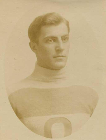 Eddie Oatman - Quebec Bulldogs - 1912 - Right Wing