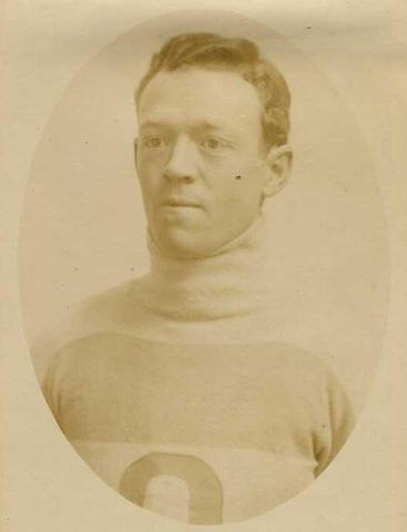 Jack MacDonald - Quebec Bulldogs - 1912 - Left Wing