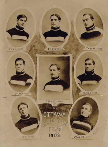 Ottawa Senators / Ottawa Hockey Club - 1909