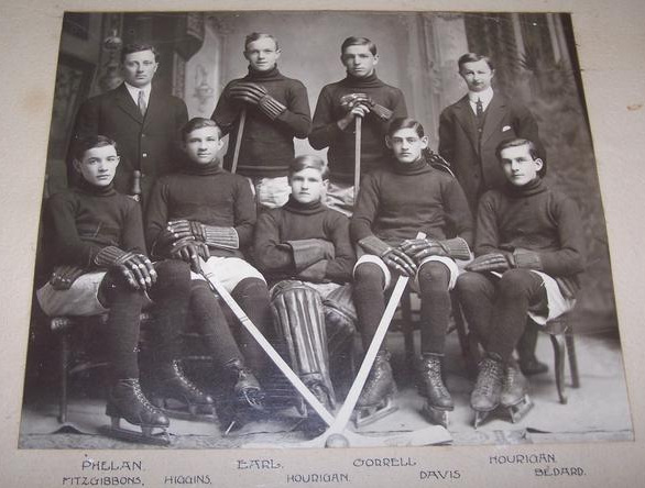 Toronto Argonauts - Ontario Hockey Association - 1911