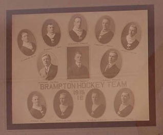 Brampton Hockey Team  1915 / 1916