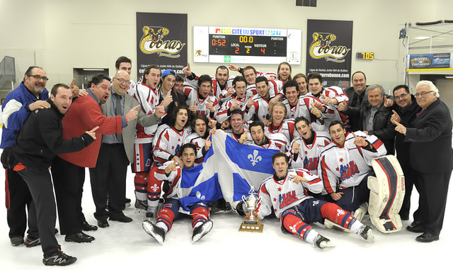 St-Louis-Lalime All-Stars - 2013 Central Canada Cup Champions