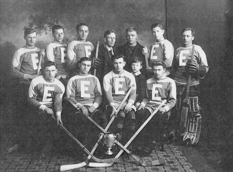 the history of ice hockey International hockey timeline 1873 – james creighton devises informal rules for a new winter game in montreal, a game which later became known as ice hockey.