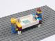 Lego Air Hockey Game - 2012
