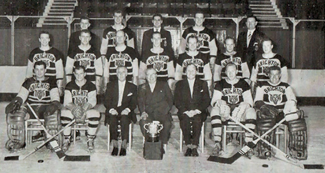Brighton Tigers - British National League Champions 1958