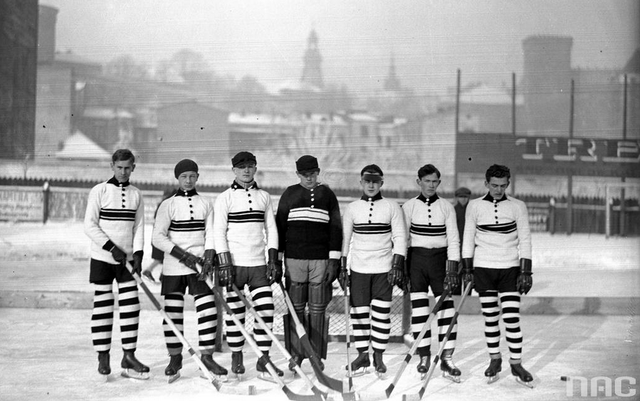 Klub Sportowy Cracovia - KS Cracovia - Team Photo 1928