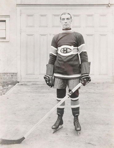Billy Boucher - Montreal Canadiens - 1924 Stanley Cup Champion