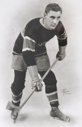Sylvio Mantha - Montreal Canadiens Captain