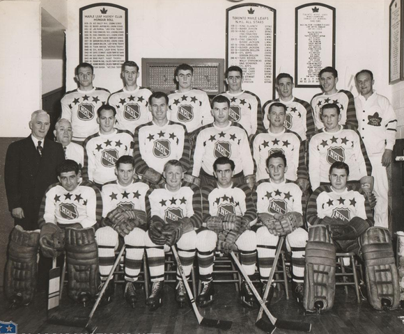 1951 NHL All Star Game - Second Team All-Stars