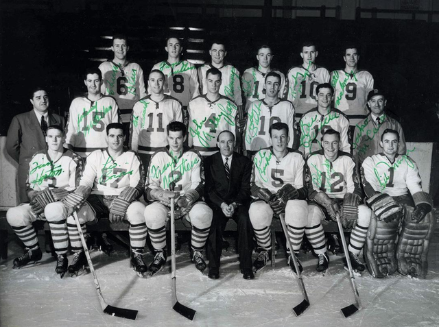Pittsburgh Hornets - AHL Calder Cup Champions 1952
