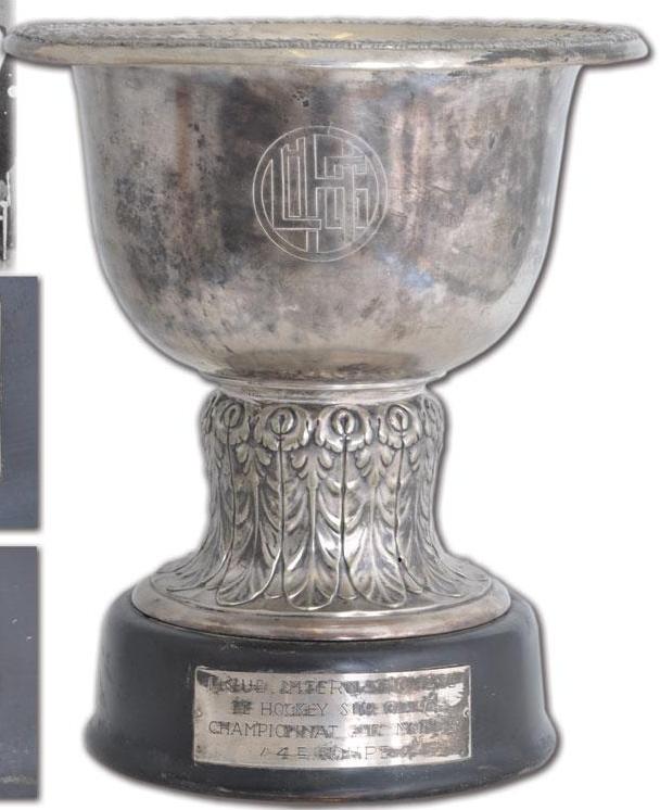 Edmonton Mercurys 1950 World Ice Hockey Championships