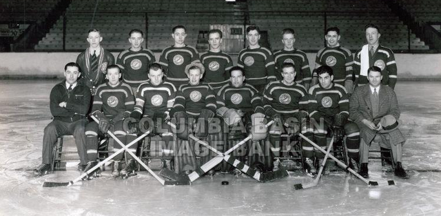 Kimberley Dynamiters - Allan Cup Champions 1936