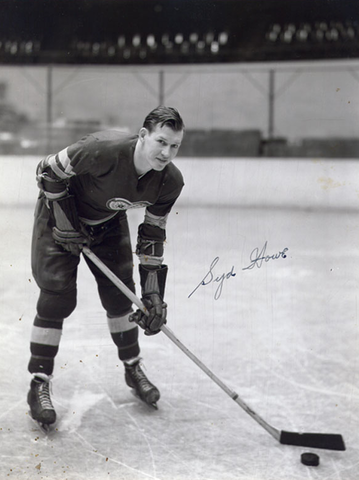 Syd Howe - Detroit Red Wings 1930s