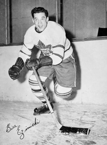 Bill Ezinicki - Toronto Maple Leafs 1948