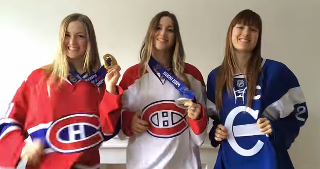"Dufour-Lapointe Sisters ""Rock The Sweater"""