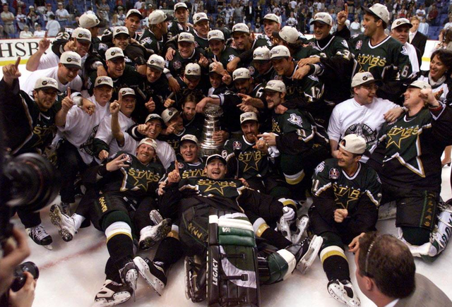 Dallas Stars - Stanley Cup Champions 1999