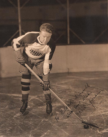 Red Jackson - New York Americans 1933