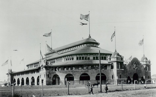 St. Paul Hippodrome was home to the St. Paul Athletic Club 1914