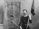 Antique Lacrosse Player - Mr. Polin from Montreal 1882