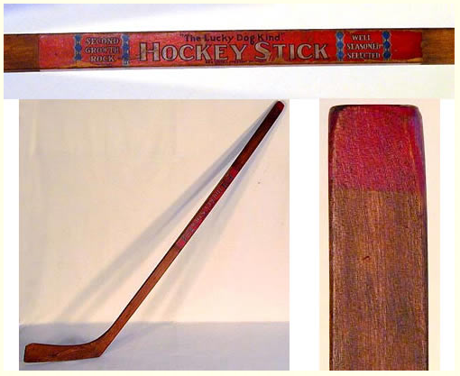 Draper and Maynard Hockey Stick 1910s to 1920