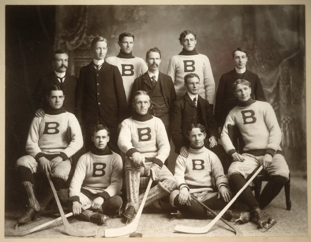 Barrie Hockey Club 1901