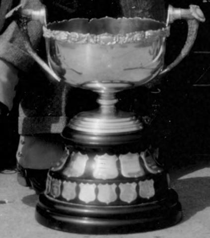 Intercollegiate Hockey Championship Trophy - The Queen's Cup