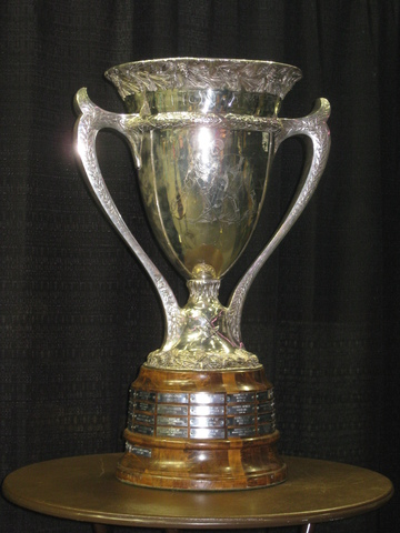 MacNaughton Cup - James MacNaughton Trophy