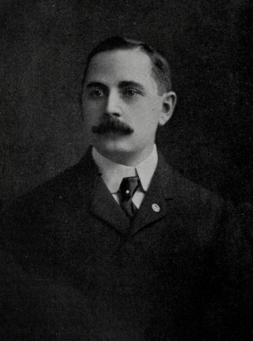 Andrew S. McSwigan - International Hockey League President 1904