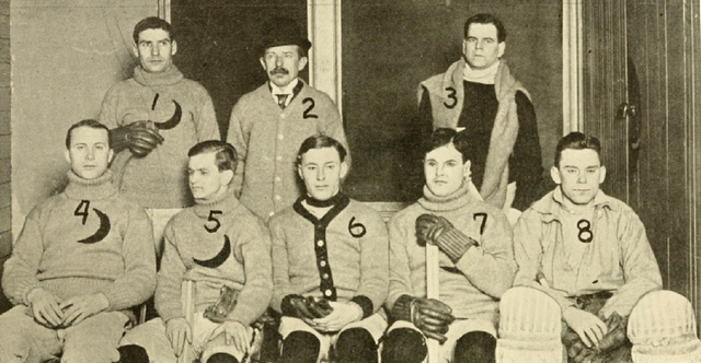 Crescent Athletic Club / Brooklyn Crescents Hockey Team 1908
