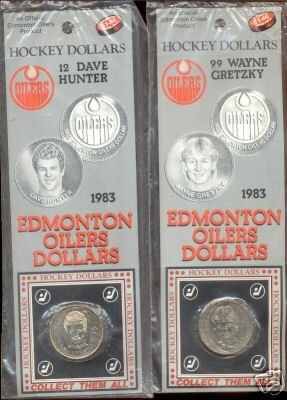 Hockey Coins 1983 1
