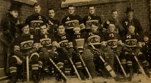 Montreal Canadiens - NHA & Stanley Cup Champions 1916