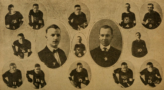 St. Paul Athletic Club Hockey Team 1916