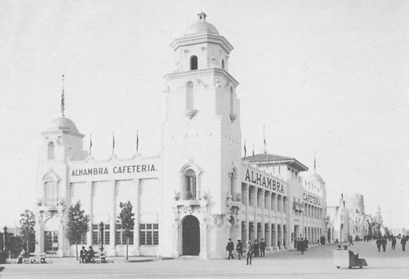 Alhambra Cafeteria Hosted the 1st Ice Hockey Game in California